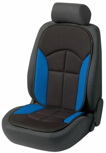 Sitzauflage Novara blau