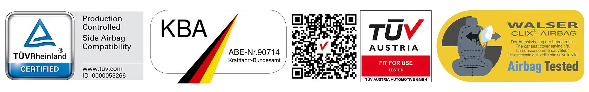 Walser GmbH Assortimento del marchio di prova Excerpt