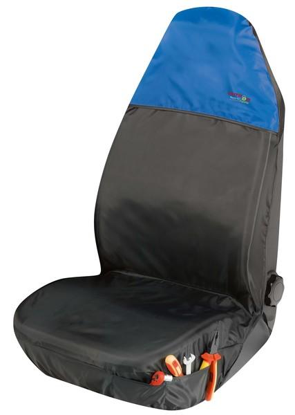 Outdoor Sitzbezug Universalgröße Sports blau