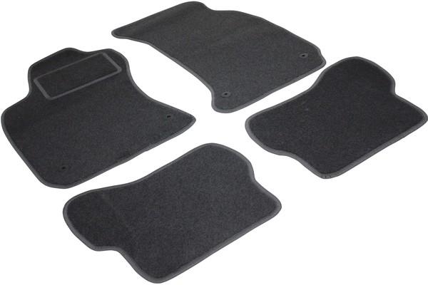 Passform Fußmatten für Audi A3 Baujahr 2003 - 2012