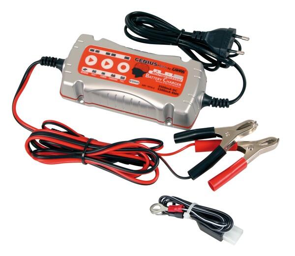 Batterieladegerät 6/12V - 3,5A - 20>75AH