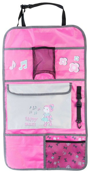 Kinder Organizer Ballet Doll rosa