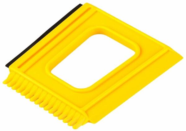 Eiskratzer quadratisch 10,5x10,5 cm