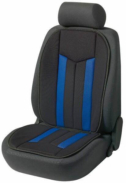 Sitzaufleger Hastings Plus blau schwarz