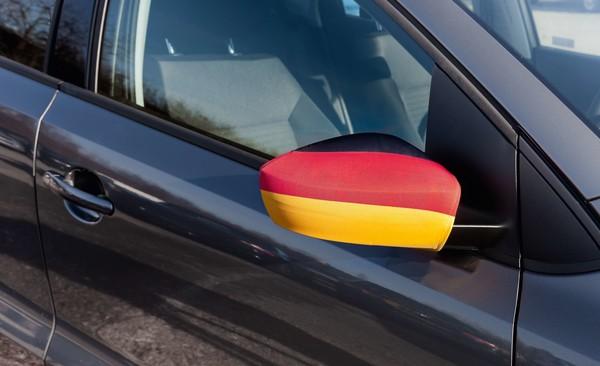 2 Seitenspiegelabdeckungen Deutschland