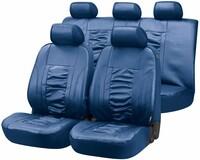 Autositzbezug Raphael blau aus Kunstleder