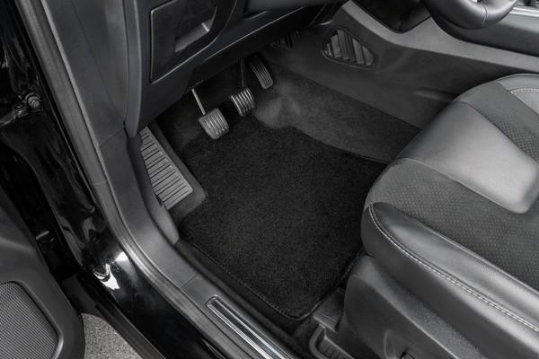 Autoteppich Elegance Gr. A schwarz