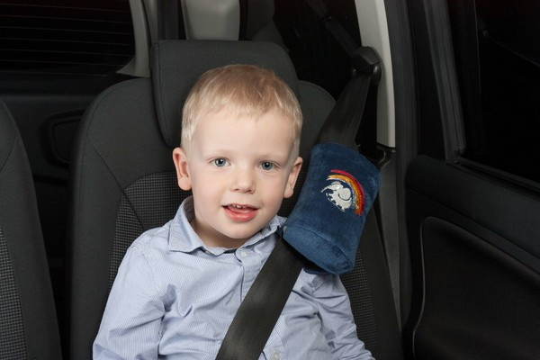 Mini-Schlafkissen Cool Boy blau ab 3-4 Jahre