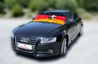 Sonnenschutz Frontscheibe Deutschland 130 x 60 cm