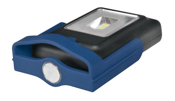 LED Kontrolleuchte mit Taschenlampe